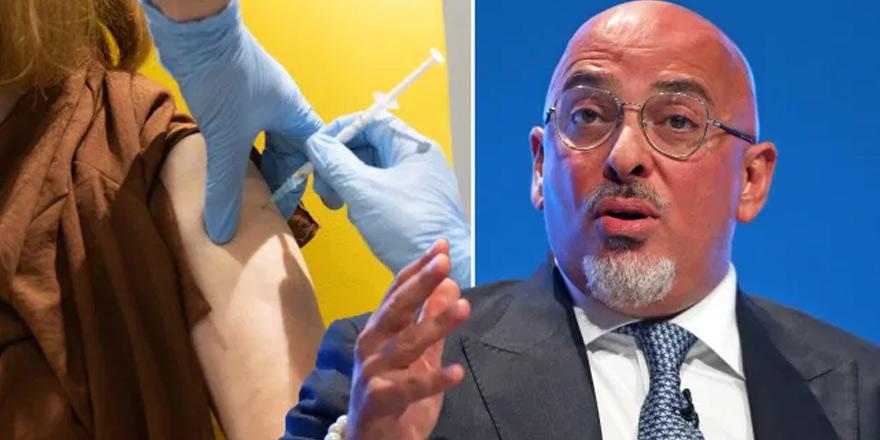 İngiltere'nin 'Aşı Dağıtım Bakanı' oldu