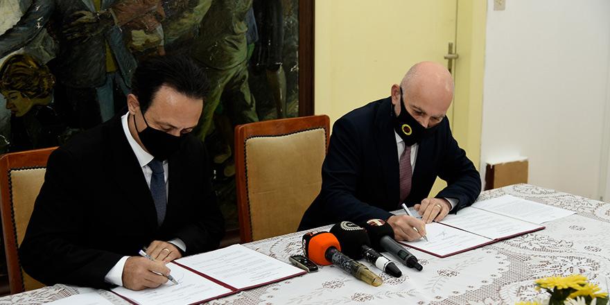 TAK ile Milli Arşiv Dairesi arasında işbirliği protokolü imzalandı