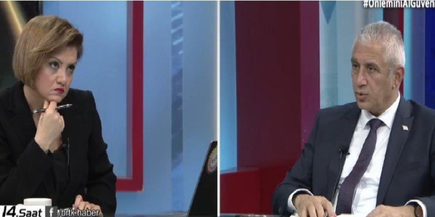 Taçoy'dan itiraflar: AKP teşkilatı hülle ile rakip adaya çalıştı