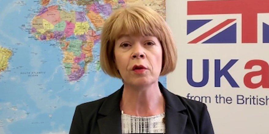 Londra Kıbrıs'la ilgili görüşmeye katılmaya hazır olduğunu açıkladı