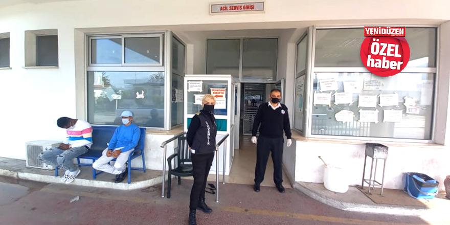 Girne'de 'yerel bulaş' korkusu