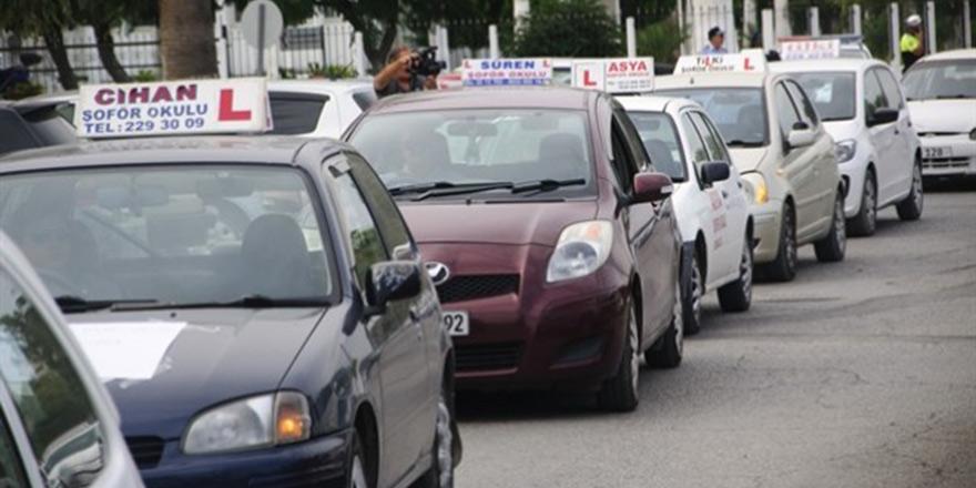 Şoför Okulları Birliği araçlı eylem yapacak