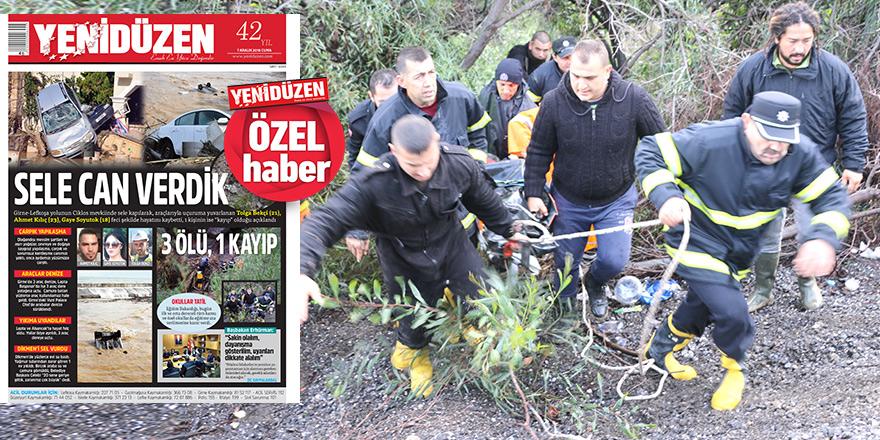 Ciklos felaketinin yıldönümünde acılı aileler konuştu:  'Devlet bizi yalnız bıraktı'