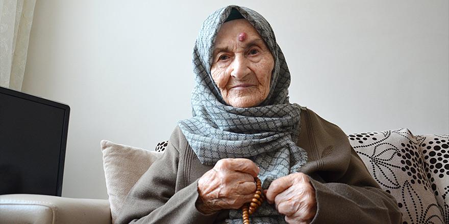 105 yaşında Covid-19'u yenmeyi başardı