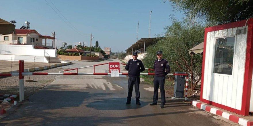 Beyarmudu Süleyman-6 Barikatı Polis Genel Müdürlüğü sorumluluğuna verildi