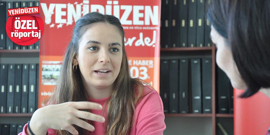 """Tanya Kilitkayalı: """"Hedeflerim arasında Kıbrıs mutfağını tanıtmak var"""""""