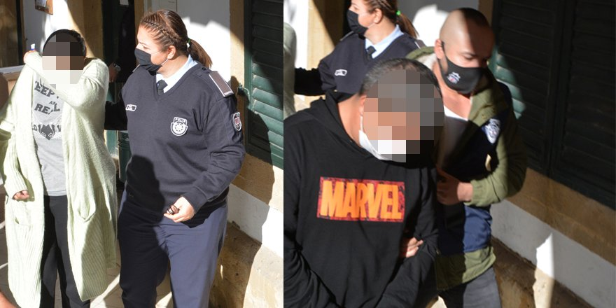 Duruşmaya gelen tutuklulara uyuşturucu vermek istediler
