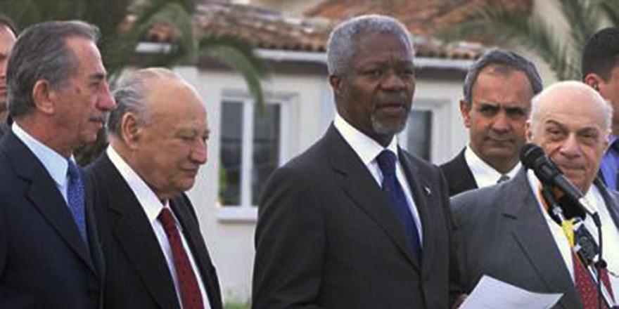 Annan Planı ile kurulması öngörülen Kıbrıs Rum Kurucu Devleti'nin Anayasası