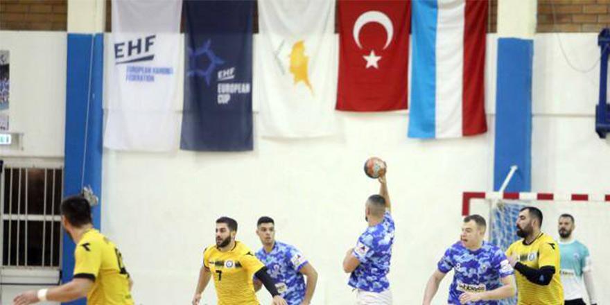 Hentbolde örnek Kıbrıs Cumhuriyeti - Türkiye dostluğu