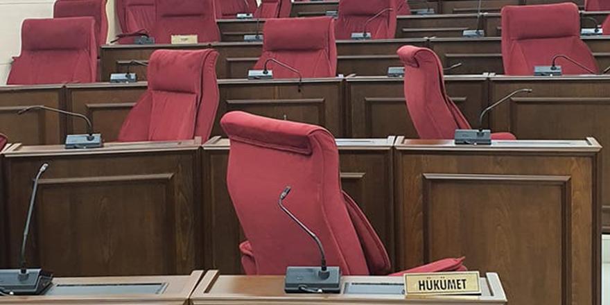 Meclis 29 Nisan'a kadar toplanamayacak