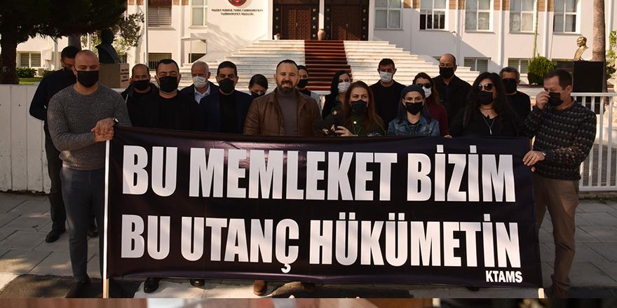 KTAMS, Özgürgün'ün istifasının kabul edilmemesini protesto etti