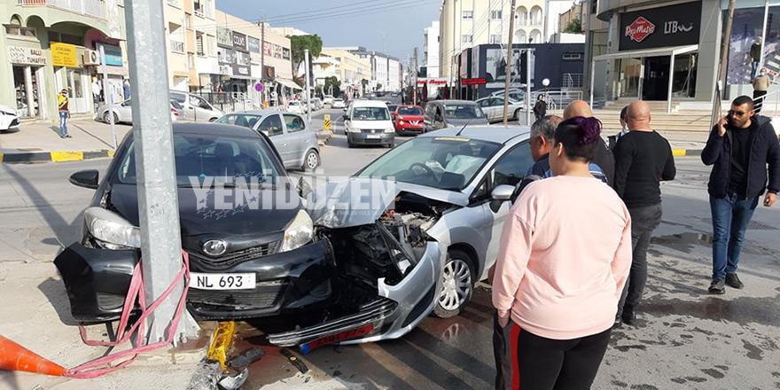 Haftalık trafik raporu: 1 ölü, 23 yaralı