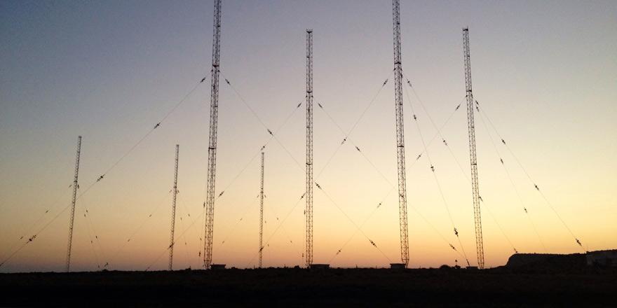 Greko Burnundaki antenler yok edilecek