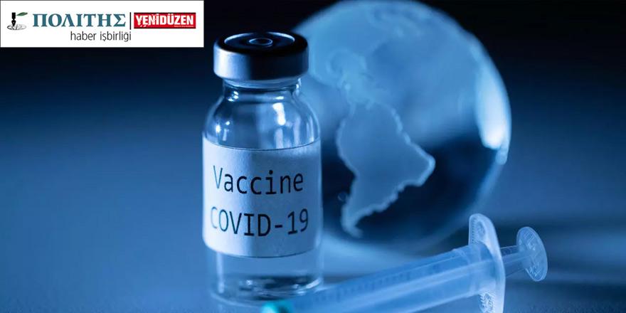 Güneyden: Kıbrıslı Türklere 200 bin koronavirüs aşısı vereceğiz