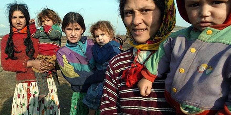 Kıbrıs'ta bin 250 çingene yaşıyor