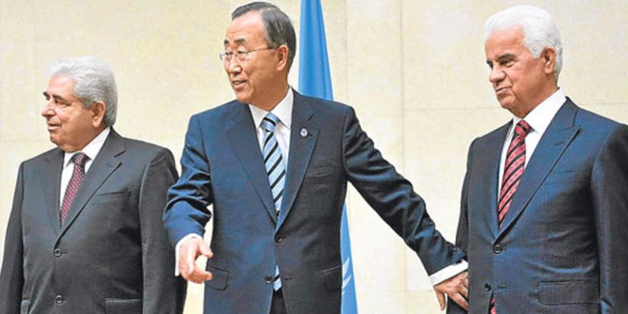 Genel Sekreter'in Kıbrıs'taki İyi Niyet Misyonu ile ilgili Raporu (24 Kasım 2010)