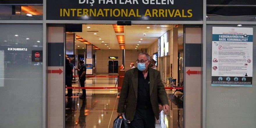 Türkiye'de yurt dışından gelenlere PCR zorunluluğu