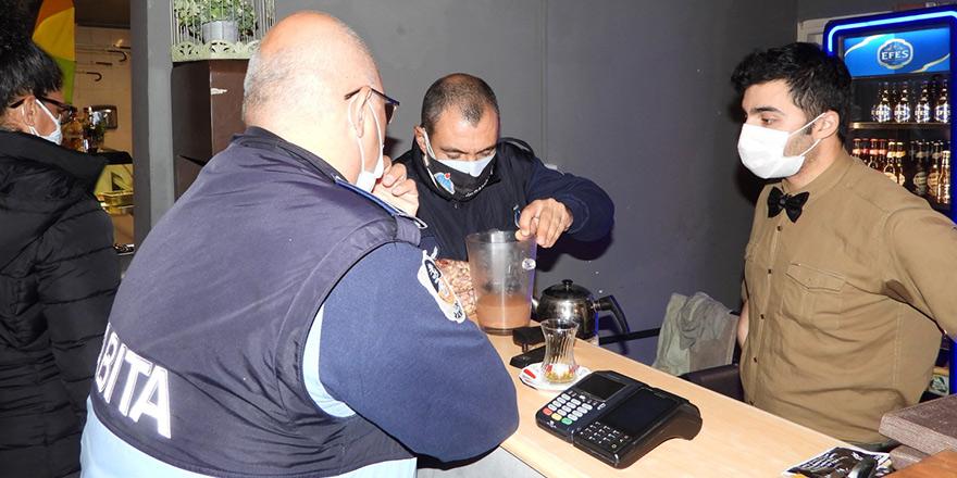 Kapalı alanda sigaraya para cezası