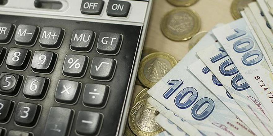 Türkiye'de yeni asgari ücret % 21.5 artışla 2 bin 825 lira