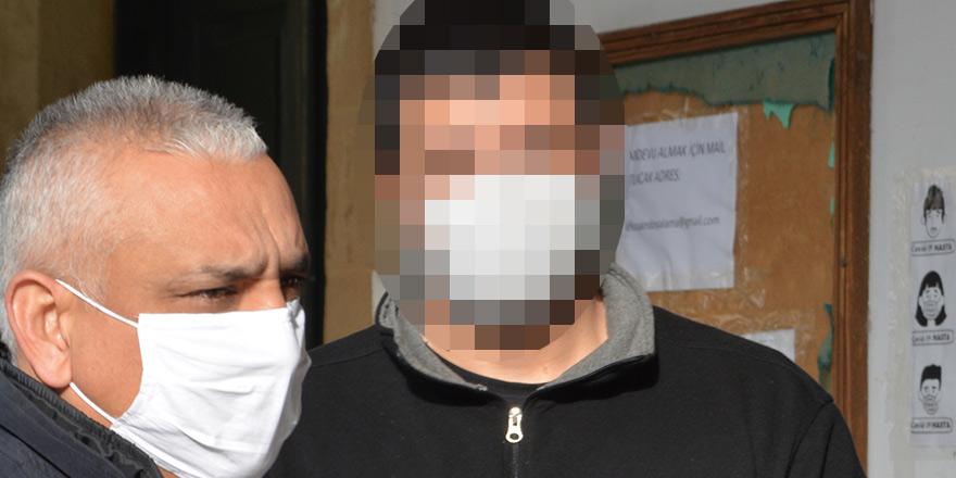 Trafik suçundan aranırken uyuşturucu suçundan tutuklandı