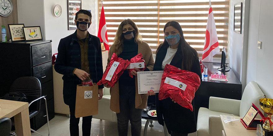Genç Folk-Der'den çocuklar için oyuncak bağışı