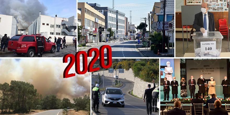 2020 yılına pandemi damgasını vurdu