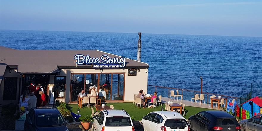 Bluesong Restoran'da pozitif vaka