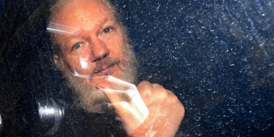 Assange, ABD'ye iade edilmeyecek