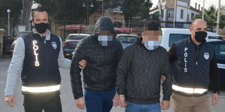Aranan 2 kişi daha tutuklandı