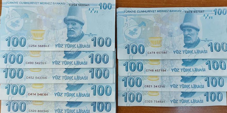 Polisten sahte 100 TL'lik banknot uyarısı