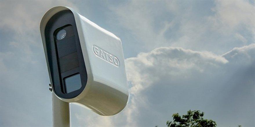 Kaplıca'daki hız tespit kamerası devreye giriyor