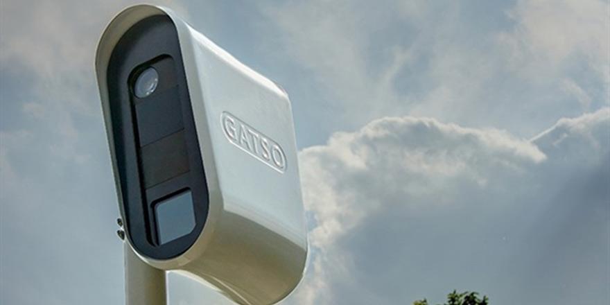 Kaplıca köyündeki hız tespit kamerası devreye girdi