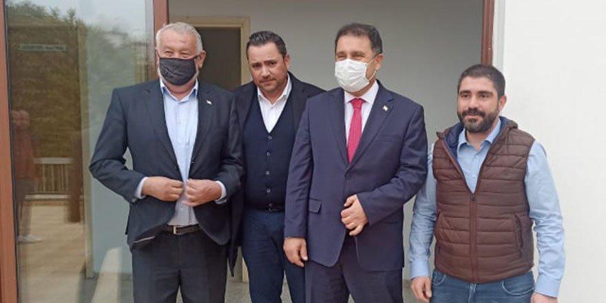 UBP - MYK'dan Saner'e 'Erken seçim tarihini belirleme' yetkisi