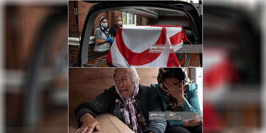 Horozoğlu: 183 Kıbrıslı Türk, Covid nedeniyle hayatını kaybetti