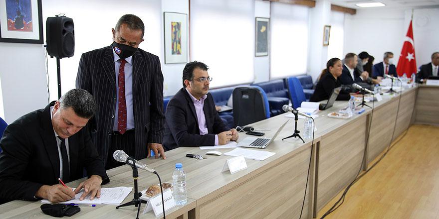 İçişleri Bakanlığı bütçesi komitede oyçokluğu ile onaylandı
