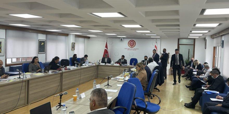 Bayındırlık ve Ulaştırma Bakanlığı bütçesi komiteden geçti