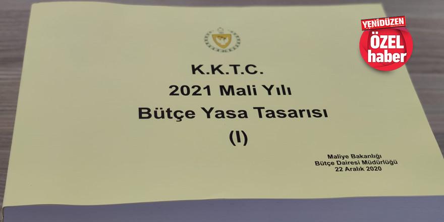 3 bakanlık,35 milyon TL'ek' bütçe