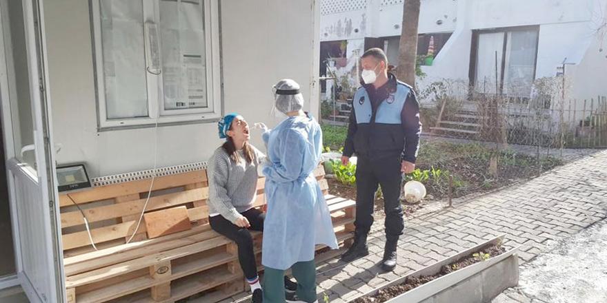 Lapta'da 8 vaka daha, tedbirler arttırıldı, bölgede PCR yapılacak