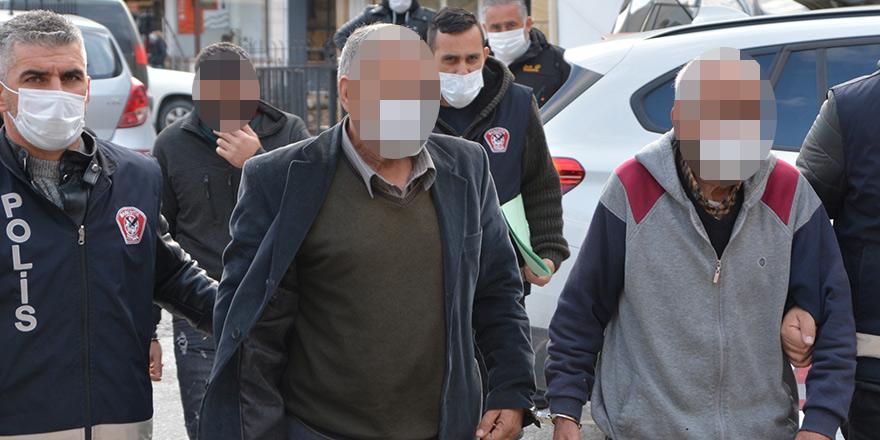 'Eroin operasyonu', 2 tutuklu