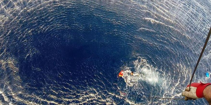 """BM: """"Akdeniz'de Libya açıklarında tekne batması sonucu en az 43 düzensiz göçmen öldü"""""""