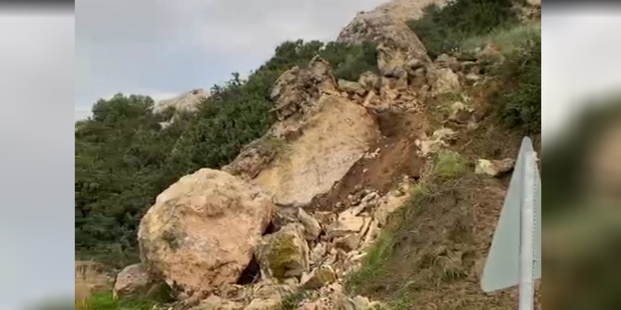 Mehmetçik - Çayırova Anayolu trafik akışına kapatıldı