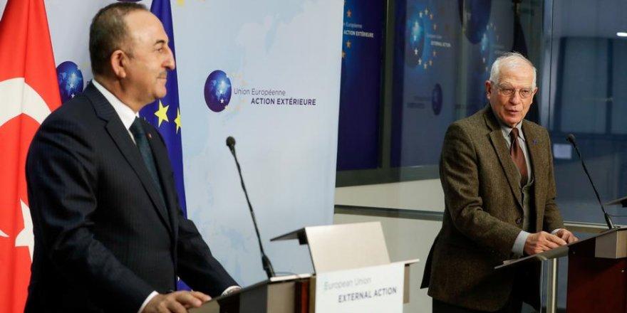 AB'den Türkiye'ye hatırlatma: Kıbrıs'ta BM çerçevesinde çözüm