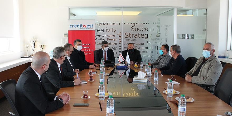 Creditwest'in üreticilere desteği devam ediyor