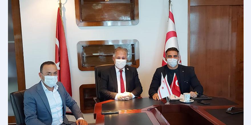 """Lapta ve Alsancak Belediye Başkanları: """"Bölgeye giriş çıkışlar kapatılmalı"""""""