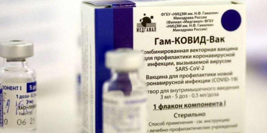 Covid aşısı: Rus aşısı Sputnik V'nin etkinlik oranı yüzde 91,6