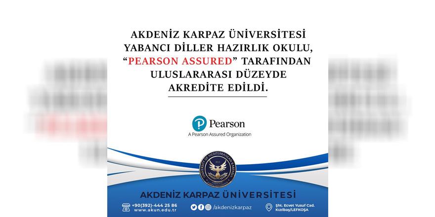 Akdeniz Karpaz Üniversitesi'nden büyük başarı