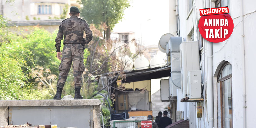 Polis 'firari'nin peşinde: Sabah Girne, şimdi yeniden Lapta'da arama