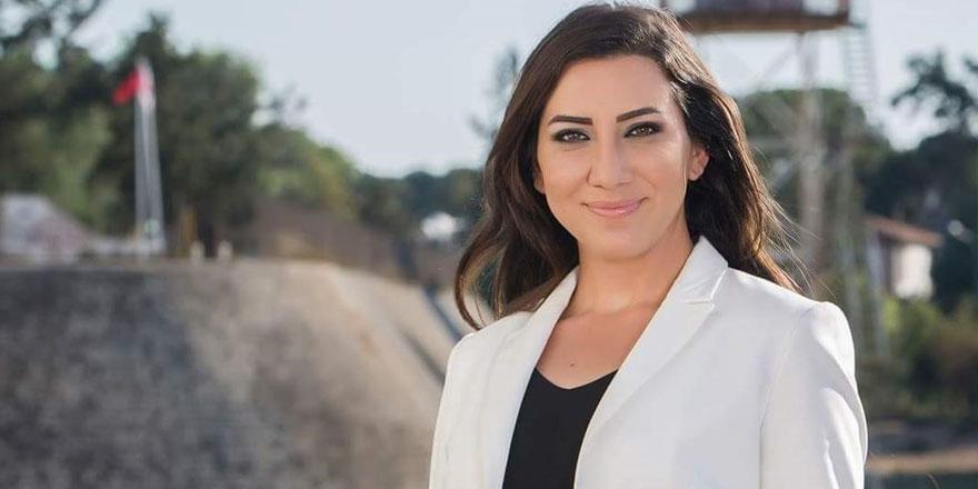 Soyşen, Akdeniz Karpaz Üniversitesi'ne katıldı
