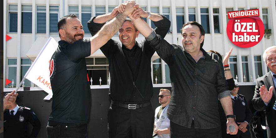 """Kamuda örgütlü sendikalar:  """"Maaşımızdan keserlerse yargıya taşırız"""""""
