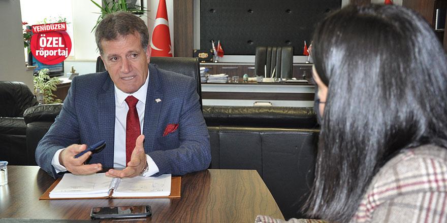 """""""Türkiye'den kaynak aktarılmazsa,kamu maaşlarını ödeyemeyeceğiz"""""""